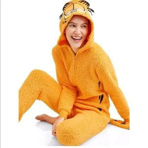 Other - Womens Garfield Union Suit Halloween